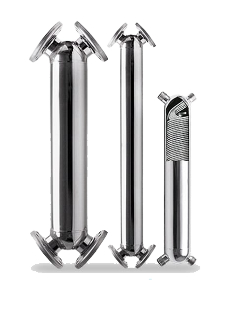 Shell & Coil Heat Exchangers