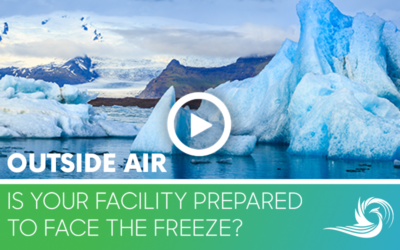Outside Air: Is Your Facility Prepared to Face the Freeze?