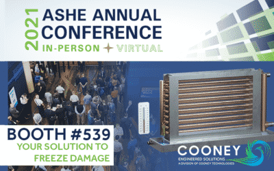 Cooney Engineered Solutions Heads to ASHE Annual Conference